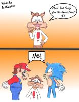 Bubsy for Smash 4??? by ArtGuy404