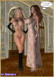 Mistress and her Slave by THE-HYPNOMAN