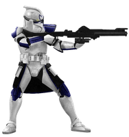 Captain Rex by Labj
