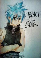 Black Star by Killjoy-Chidori