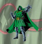 canvasDrDoom by kre8uk