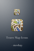 Teneo Map Icons by mrshay