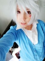 No. 6 Shion Cosplay by okuribi-kasou