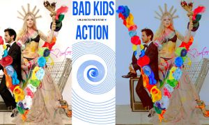 Bad Kids Action by Laaloadictedphoto