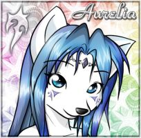 Aurelia the Arctic Fox by AzraFox