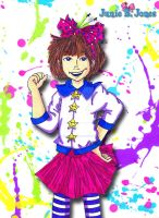 Junie B. Jones by YuniNaoki