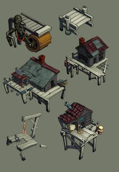 EASTMASS assets by danimation2001