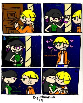 First Date by Numbuh-9