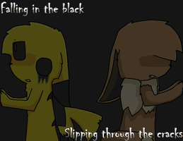 Falling Inside The Black by TRPsPKMNCreepypastas