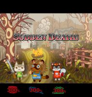 Sudden Death by distasty