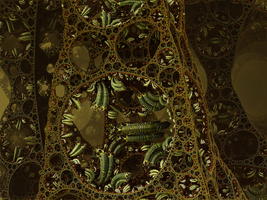 Too much Worms in my Fractal by PhotoComix2