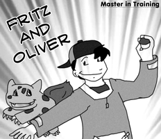 Fritz and Oliver by JinjoJess