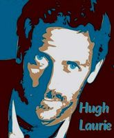 Hugh Laurie Lux by NeonGlo
