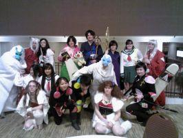 AD 2012 - Inuyasha Group 2 by Wolf-girl-Alchemist9