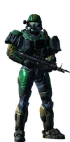 Myself in Halo Reach by TheBigMan0706