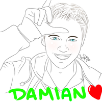 Glee Project - Damian McGinty by Gray-Sea