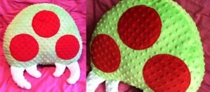 Metroid Plush by House-of-Squee