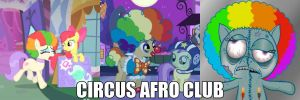 Circus Afro Club by ToaJahli