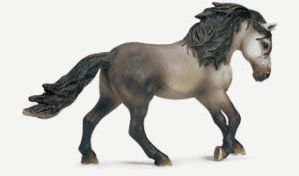 Andalusian Stallion by Schleich-S
