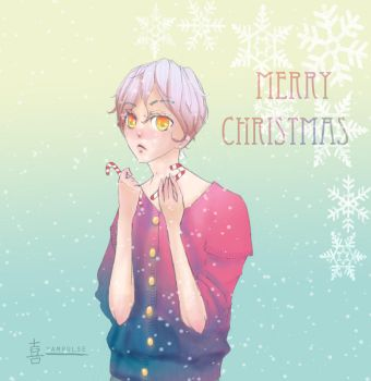 Merry Christmas by Yampulse