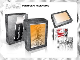PORTFOLIO PACKAGING by swarafun