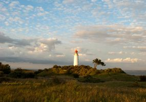 Lighthouse on Hiddensee by MarcZingg
