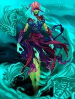 DOTA 2: Death Prophet by Hassly