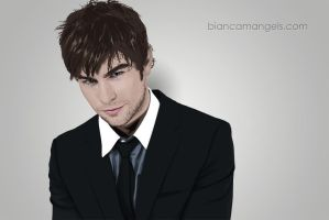 Chace Crawford by biancamangels