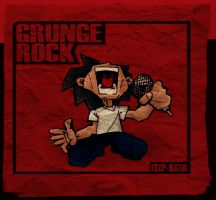 grunge rock by isip-bata