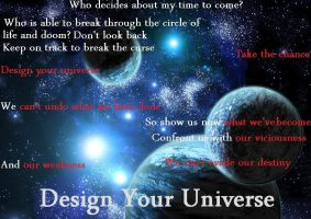 Design Your Universe by Angellore69