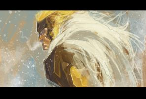 Sabretooth Warm-up by M-Atiyeh