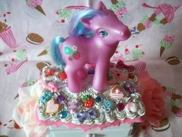 My Little Pony Jewelry Box Sweetberry by lessthan3chrissy
