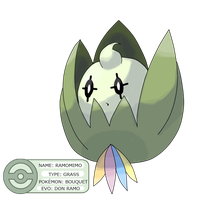 FAKEMON, Ramomimo by AxelPows
