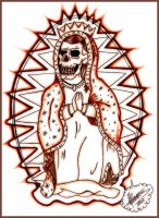 Dead Virgen by Insanemoe