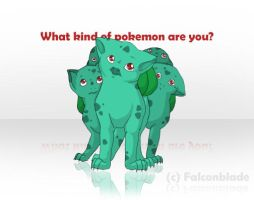 What Kind of Pokemon.. by Torrentpelt