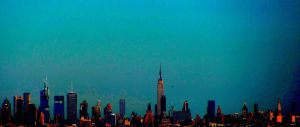 City Scape - NYC by artiseverywhere410