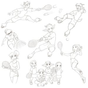 Satyroi Tennis Club