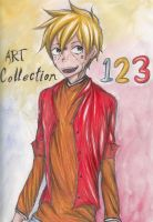 Mascot entry for #ARTcollection123 by sakurayamanashi