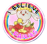 I Believe In Fairies! - Flabebe by hajimikimo