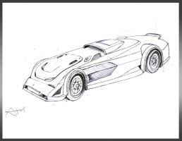 Super car concept by Drawer888