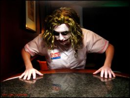 Nurse Joker: Freak Like Us by Maru-Light