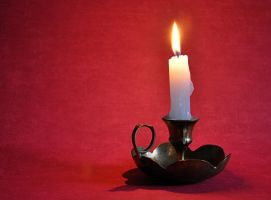 Candlestick 01 by Sandgroan