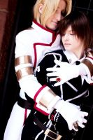 Trinity Blood - puppet and master by YoruNoYami