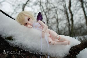 Yuki-Fairy 08 by deVIOsART