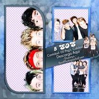 Png Pack 195 - 5 Seconds Of Summer by BestPhotopacksEverr