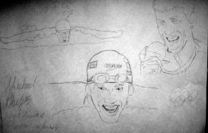 Michael Phelps WIP by ConsultingTimeLord96