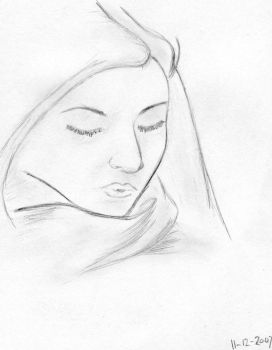 woman3 by Drakonis7