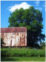 The Color of Rust by BeckyMarie73