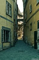 Narrow Streets by Mariusart