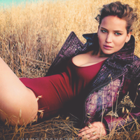 Jennifer Lawrence by joe116able